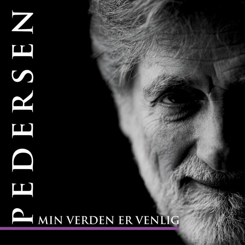 Ivan Pedersen - Min Verden Er Venlig - CD