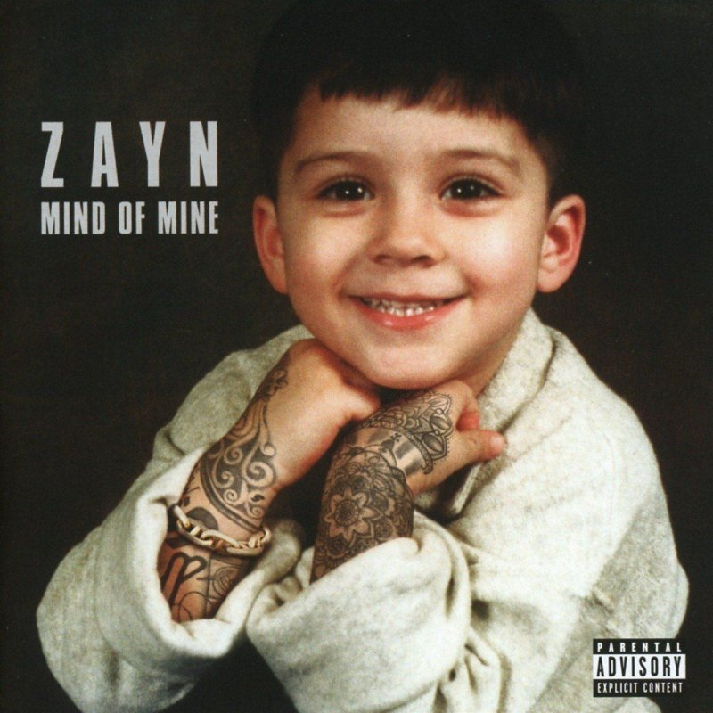 Image of   Zayn - Mind Of Mine (deluxe Edition) - CD