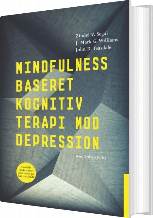Image of   Mindfulness-baseret Kognitiv Terapi Mod Depression - Zindel V. Segal - Bog