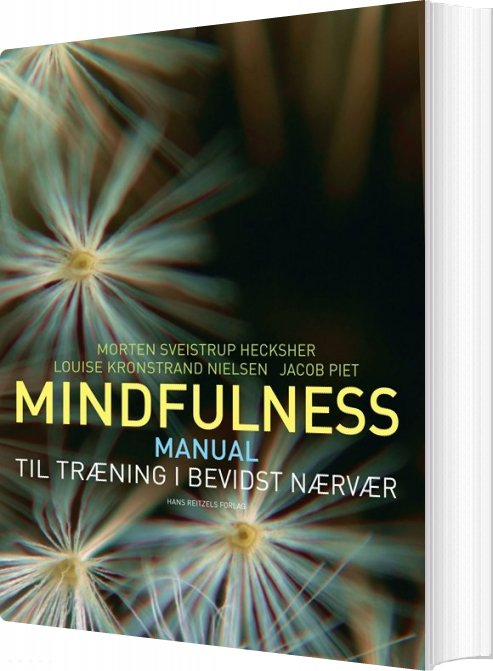 Image of   Mindfulness - Morten Sveistrup Hecksher - Bog