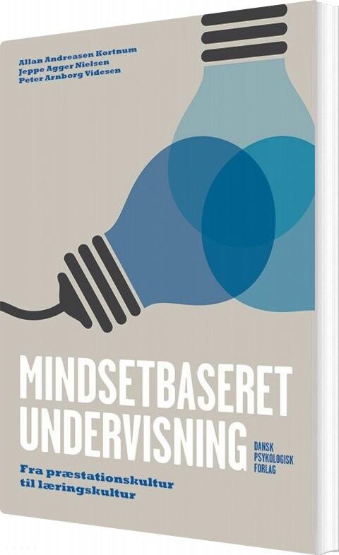 Image of   Mindsetbaseret Undervisning - Jeppe Agger Nielsen - Bog