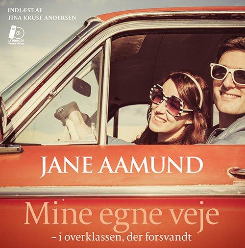 Mine Egne Veje - Lydbog - Jane Aamund - Cd Lydbog