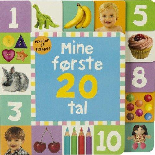 Image of   Mine Første 20 Tal - Diverse - Bog