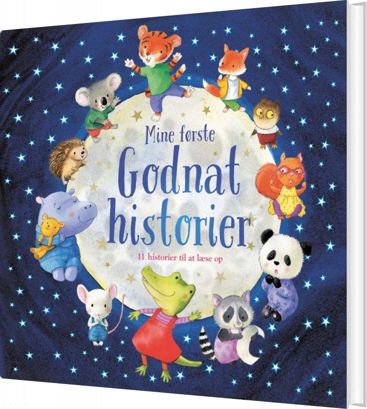 Image of   Mine Første Godnathistorier - Diverse - Bog