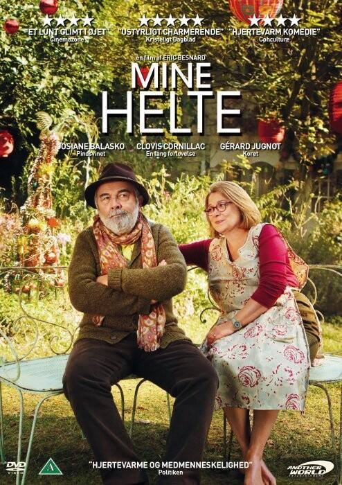 Billede af Mine Helte - DVD - Film