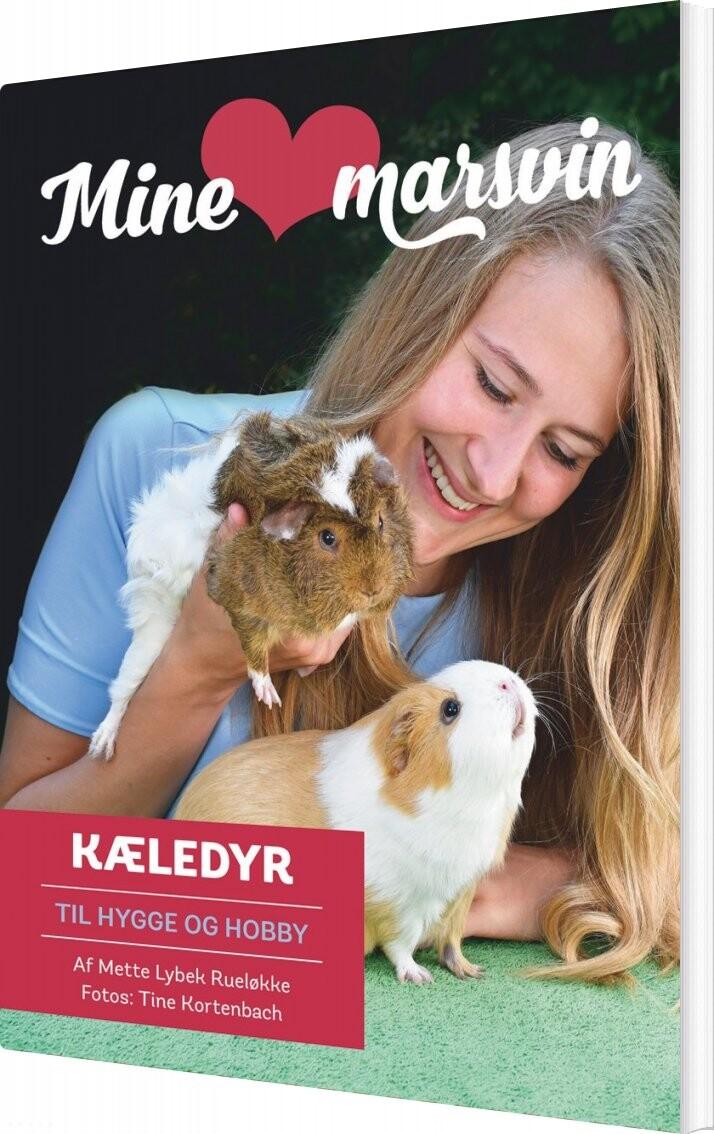 Billede af Mine Marsvin - Mette Lybek Rueløkke - Bog