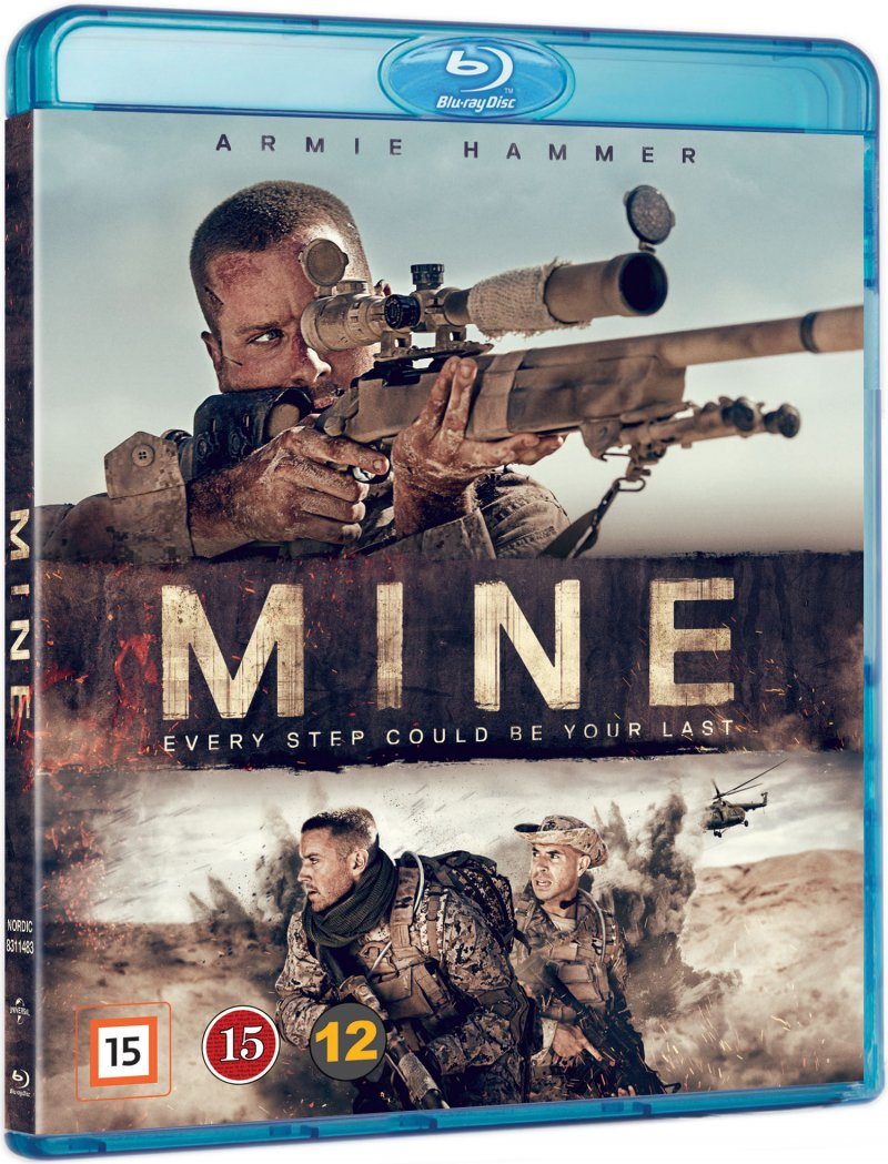 Image of   Mine - Blu-Ray