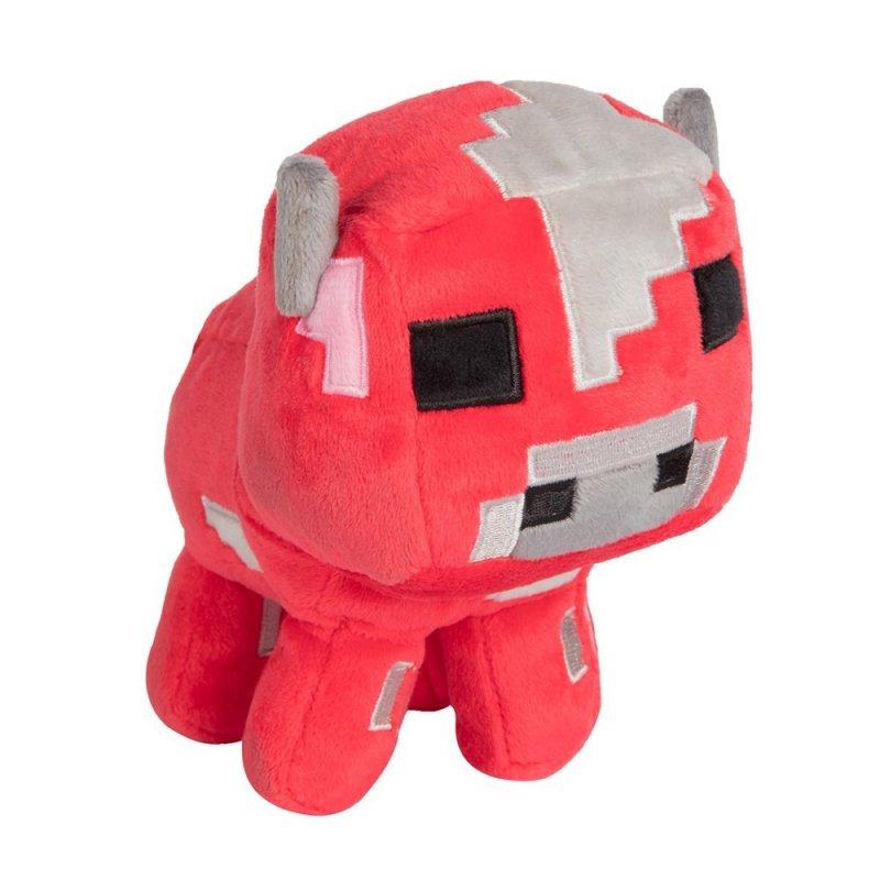 Minecraft Bamse - Gris - 13 Cm