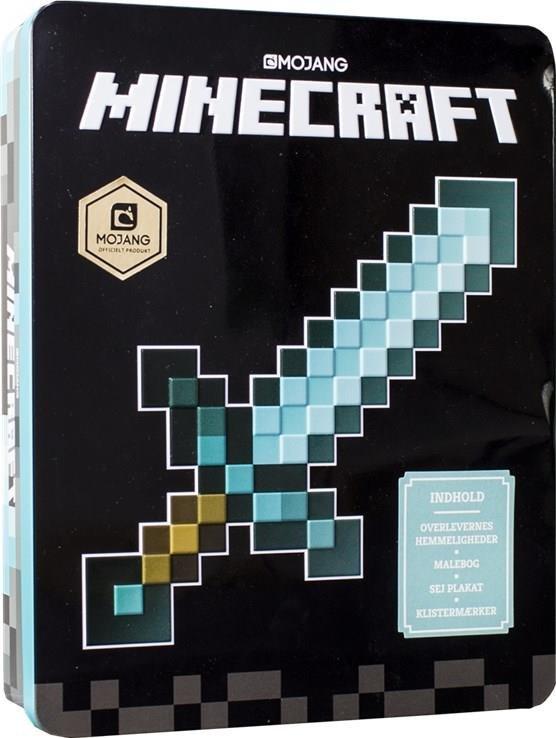Image of   Minecraft Guide: Overlevelseskasse + Overlevernes Hemmeligheder - Stephanie Milton - Bog