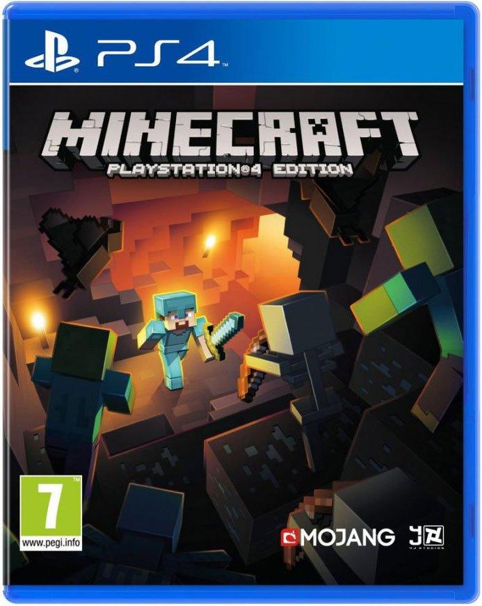 Image of   Minecraft - PS4