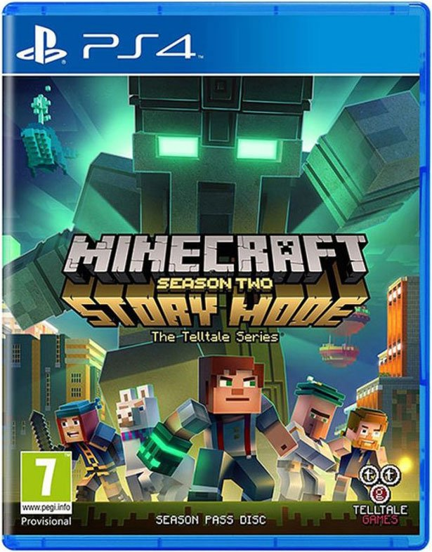 Image of   Minecraft Story Mode - Season Two - PS4