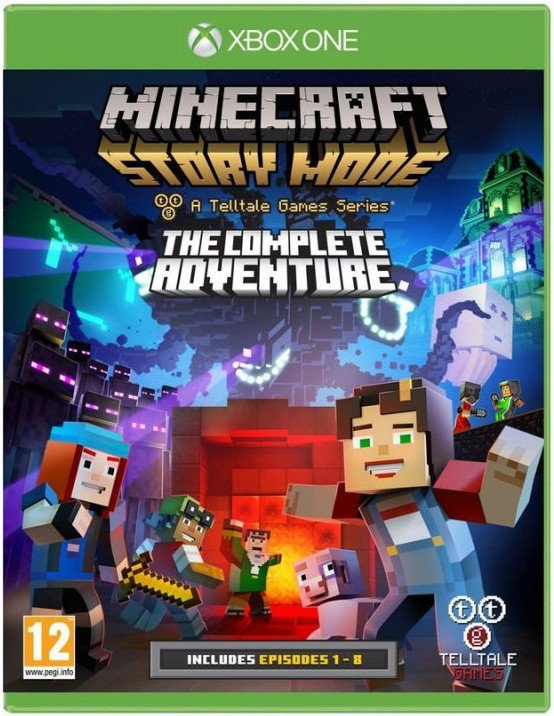 Minecraft - Story Mode: The Complete Adventure - Xbox One
