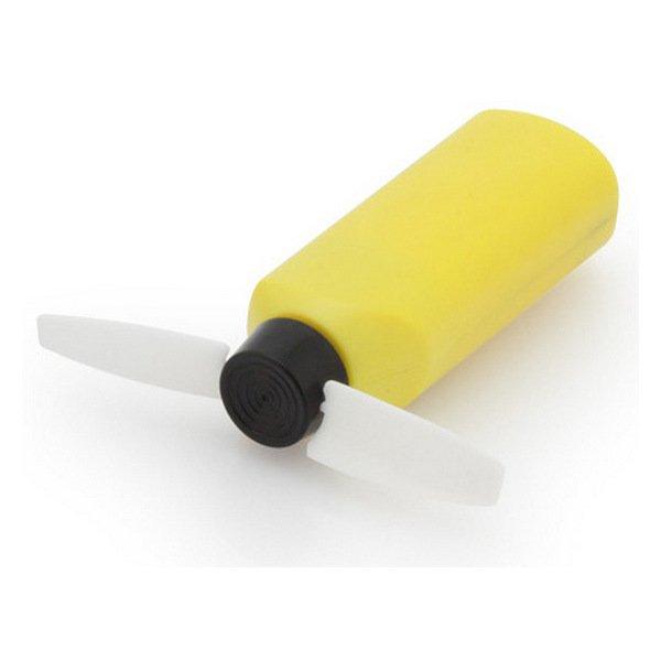 Image of   Mini Blæser Til 2xaa Batterier - Gul