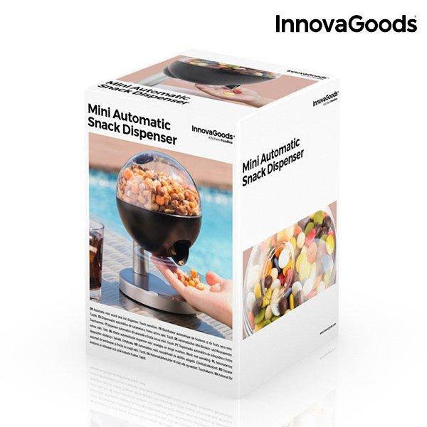 4feace46c Mini Innovagoods Slik Dispenser Til Nødder Og Søde Sager → Køb ...