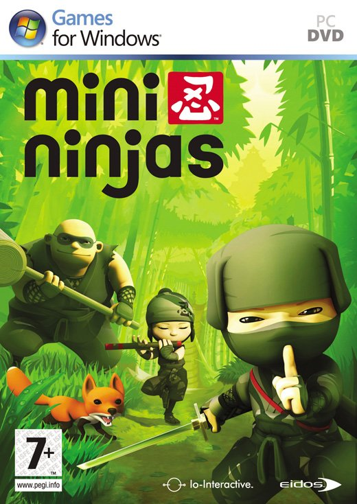Image of   Mini Ninjas - PC