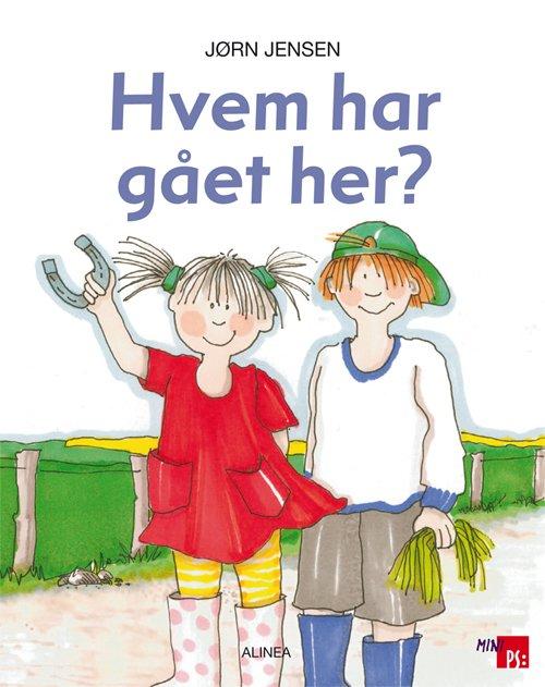 Image of   Mini Ps, Hvem Har Gået Her? - Jørn Jensen - Bog