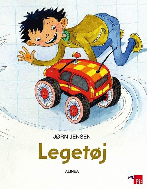 Image of   Mini Ps, Legetøj - Jørn Jensen - Bog