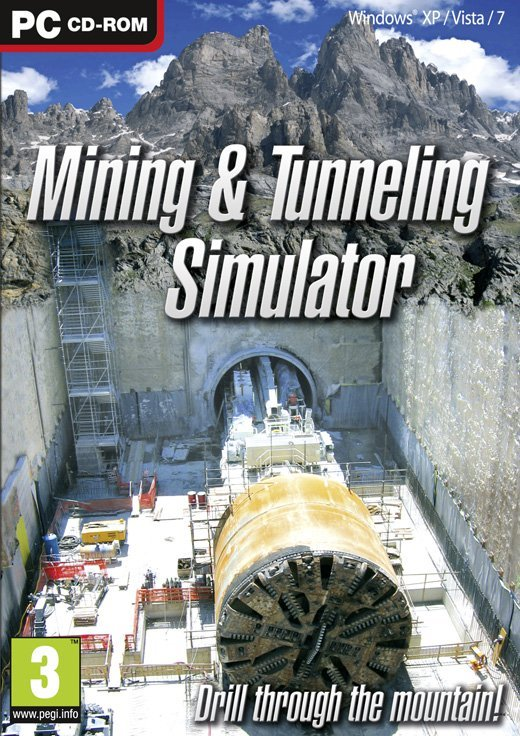 Image of   Mining & Tunneling Simulator - PC