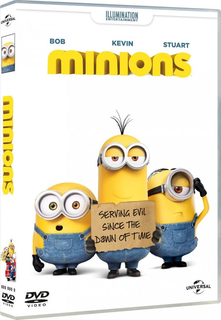 Billede af Minions - DVD - Film