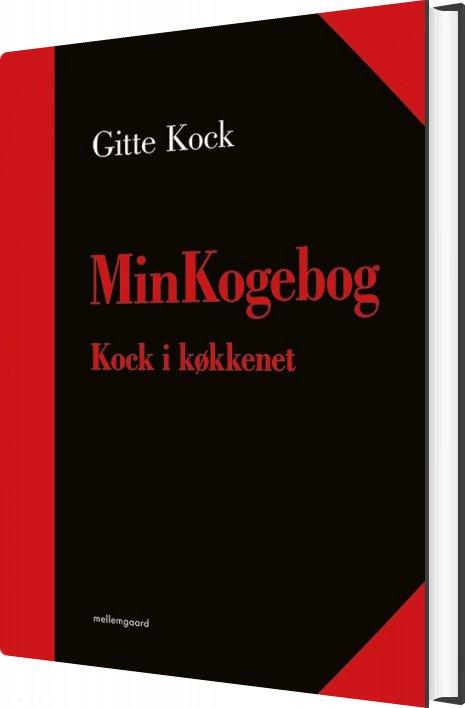 Minkogebog - Gitte Kock - Bog