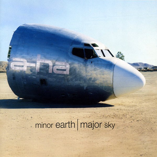 Image of   A-ha - Minor Earth Major Sky - CD