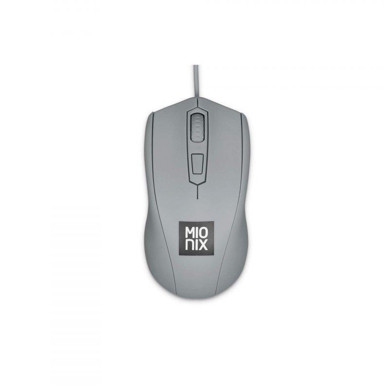 Image of   Mionix Avior Shark Fin - Gaming Mus Med 5000 Dpi - Grå