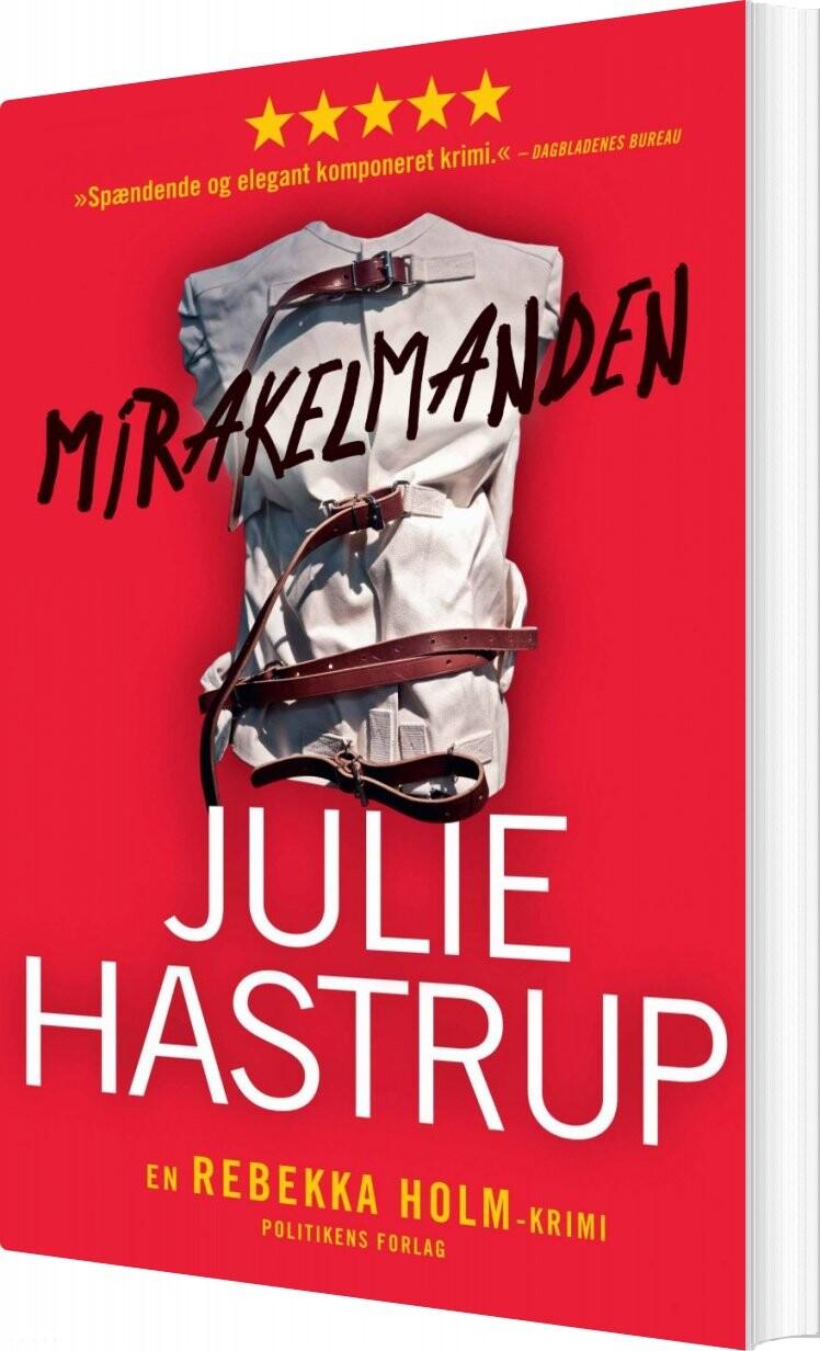 Image of   Mirakelmanden - Julie Hastrup - Bog