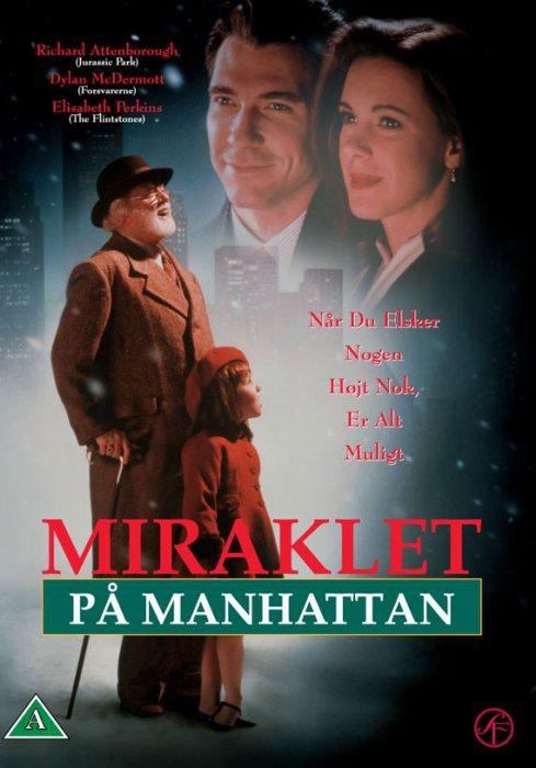 Billede af Miraklet På Manhattan / Miracle On 34th Street - DVD - Film