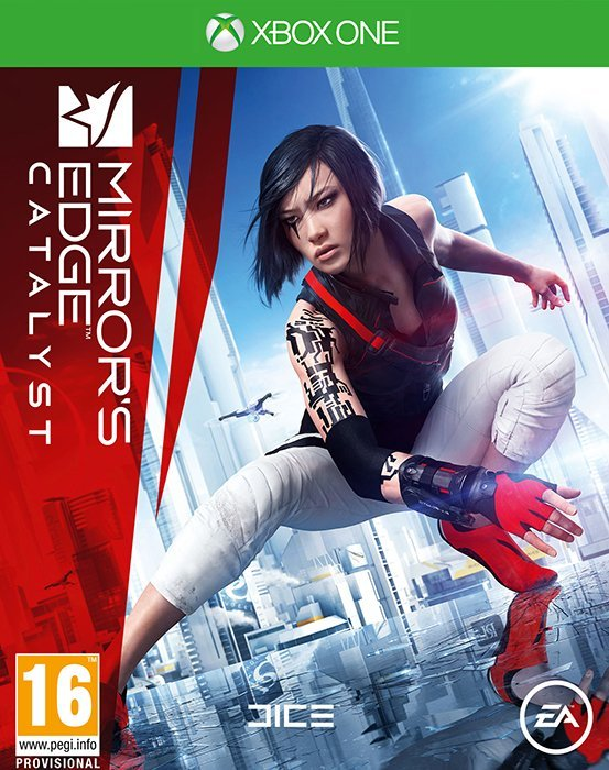 Mirrors Edge 2 - Catalyst (nordic/uk) - Xbox One