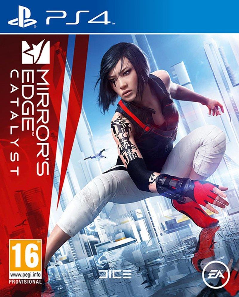 Image of   Mirrors Edge 2 - Catalyst (nordic) - PS4
