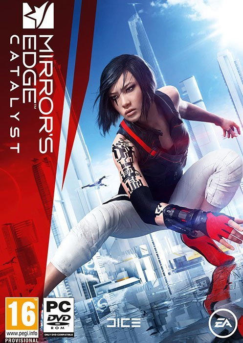 Image of   Mirrors Edge 2 - Catalyst (nordic) - PC