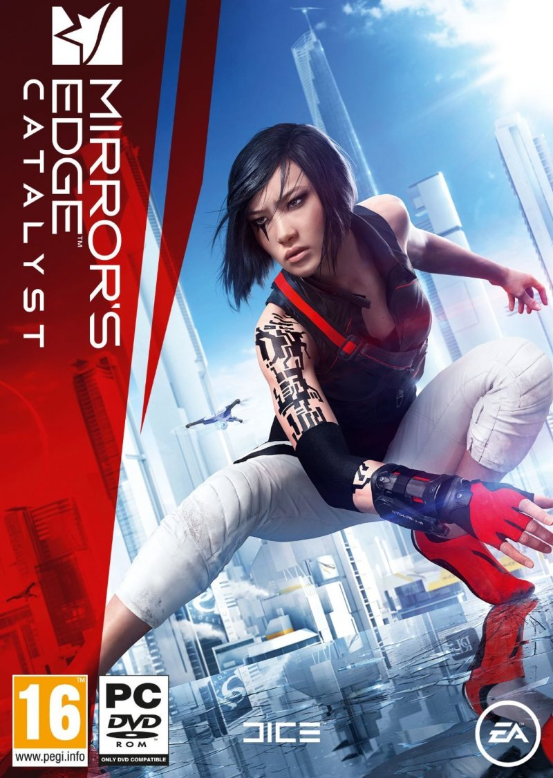 Image of   Mirrors Edge Catalyst - PC