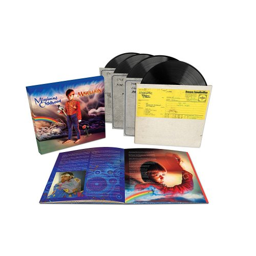 Marillion - Misplaced Childhood - Limited Edition - Vinyl / LP