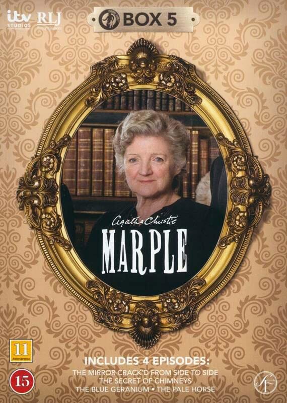 Billede af Miss Marple - Boks 5 - DVD - Tv-serie