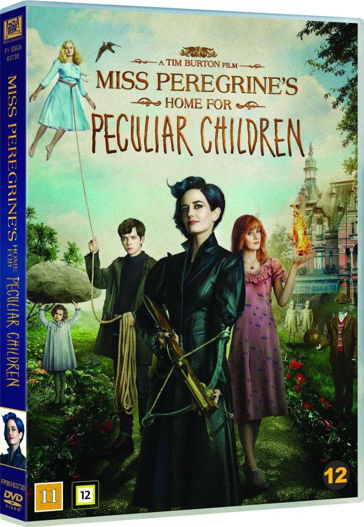 Billede af Miss Peregrines Home For Peculiar Children - DVD - Film