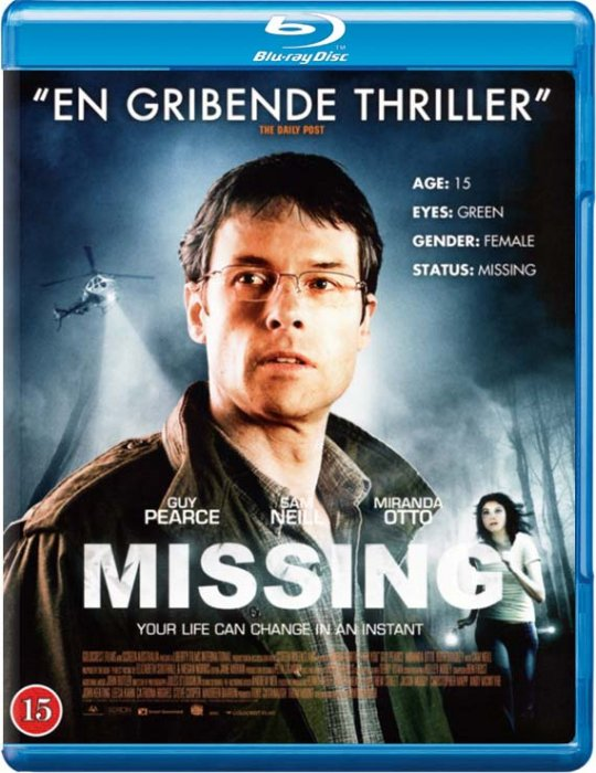 Image of   Missing - Blu-Ray