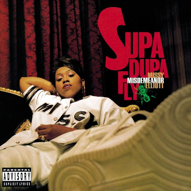 Image of   Missy Elliott - Supa Dupa Fly - CD
