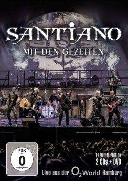 Image of   Santiano - Mit Den Gezeiten - Live Aus Der O2 Hamburg (cd+dvd) - CD