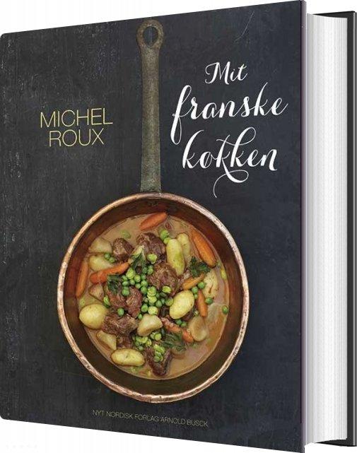 Mit Franske Køkken - Michel Roux - Bog