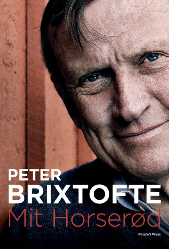 Image of   Mit Horserød - Peter Brixtofte - Bog