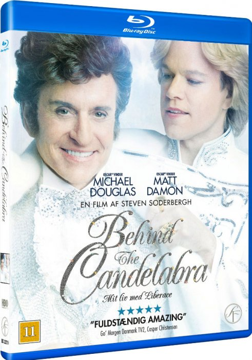Image of   Behind The Candelabra / Mit Liv Med Liberace - Blu-Ray