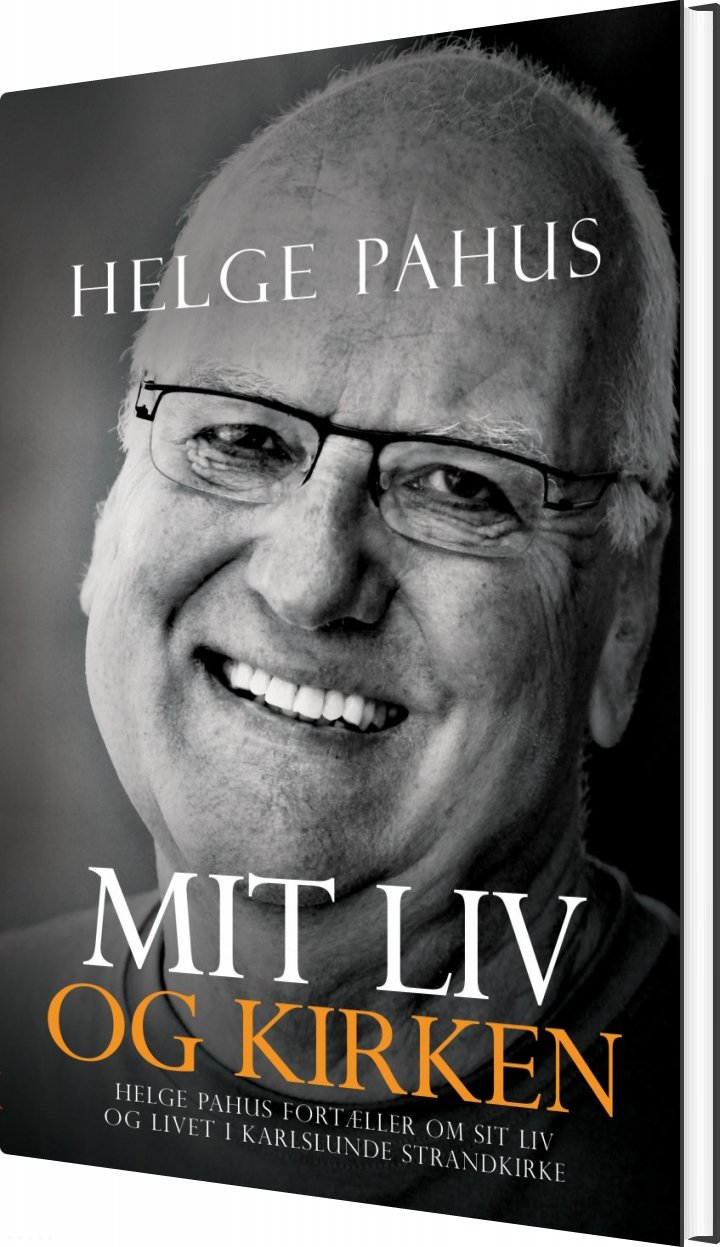 Image of   Mit Liv Og Kirken - Helge Pahus - Bog