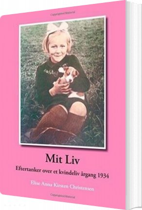 Image of   Mit Liv - Elise Christensen - Bog