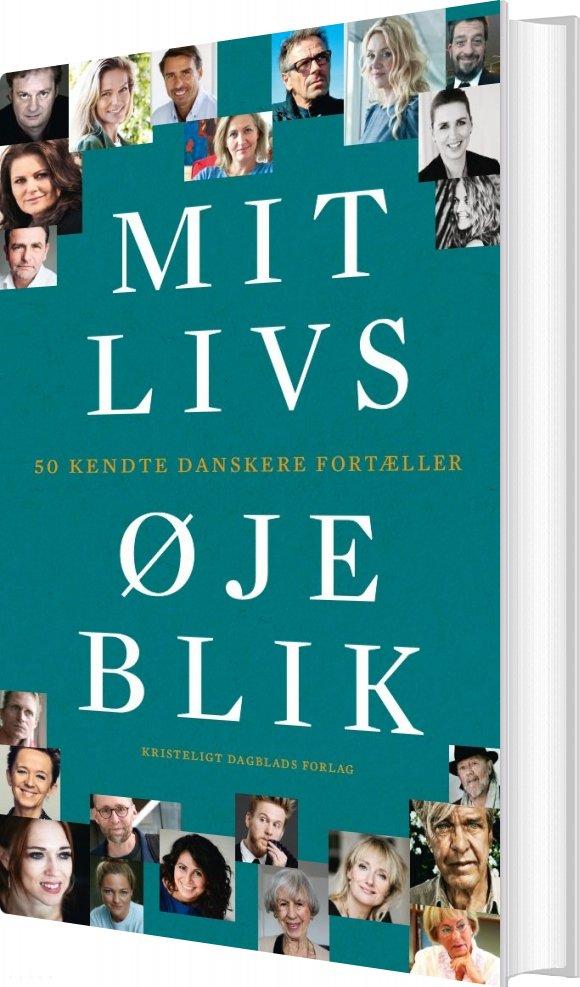 Image of   Mit Livs øjeblik - Lars Henriksen - Bog