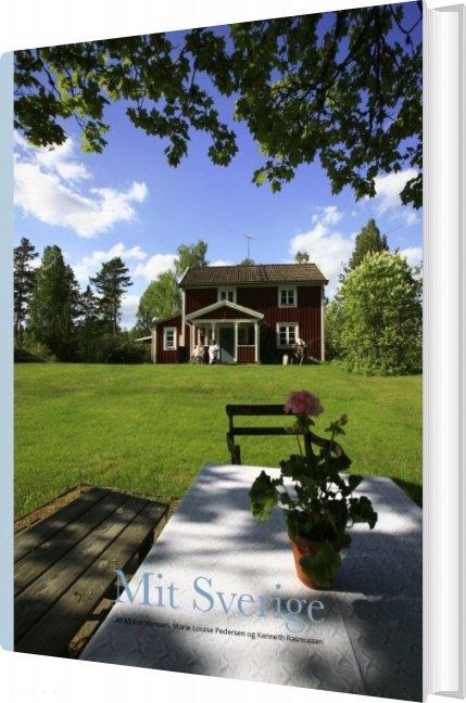 Image of   Mit Sverige - Mona Hansen - Bog