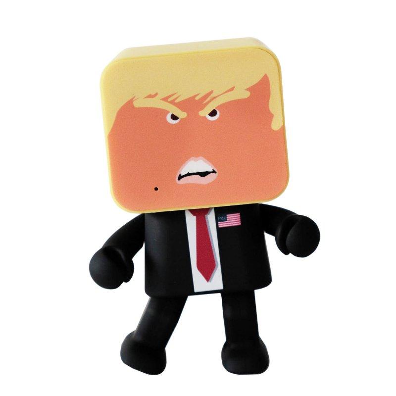 Mob – Dansende Præsident Figur Med Trådløs Bluetooth Højtaler