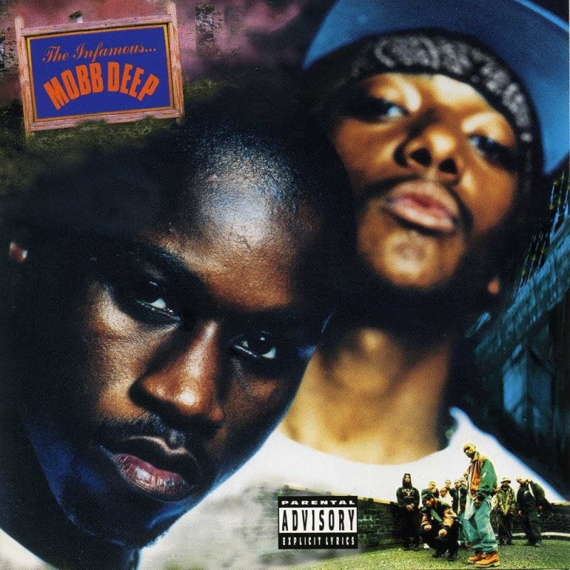 Image of   Mobb Deep - The Infamous - CD