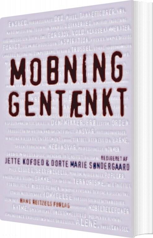 Mobning Gentænkt - Dorte Marie Søndergaard - Bog