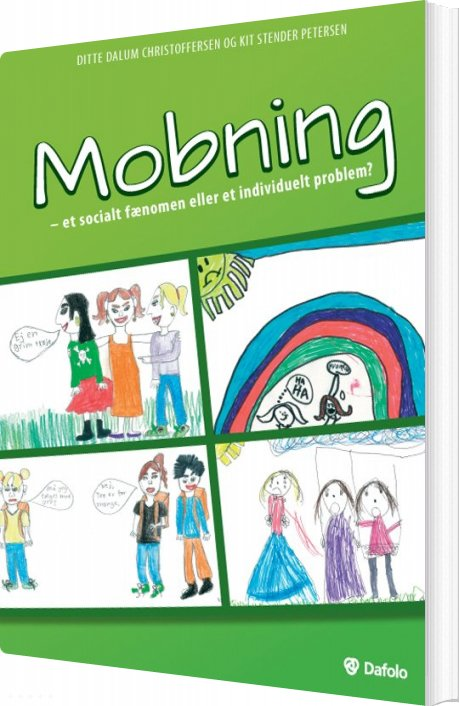 Image of   Mobning - Ditte Dalum Christoffersen - Bog