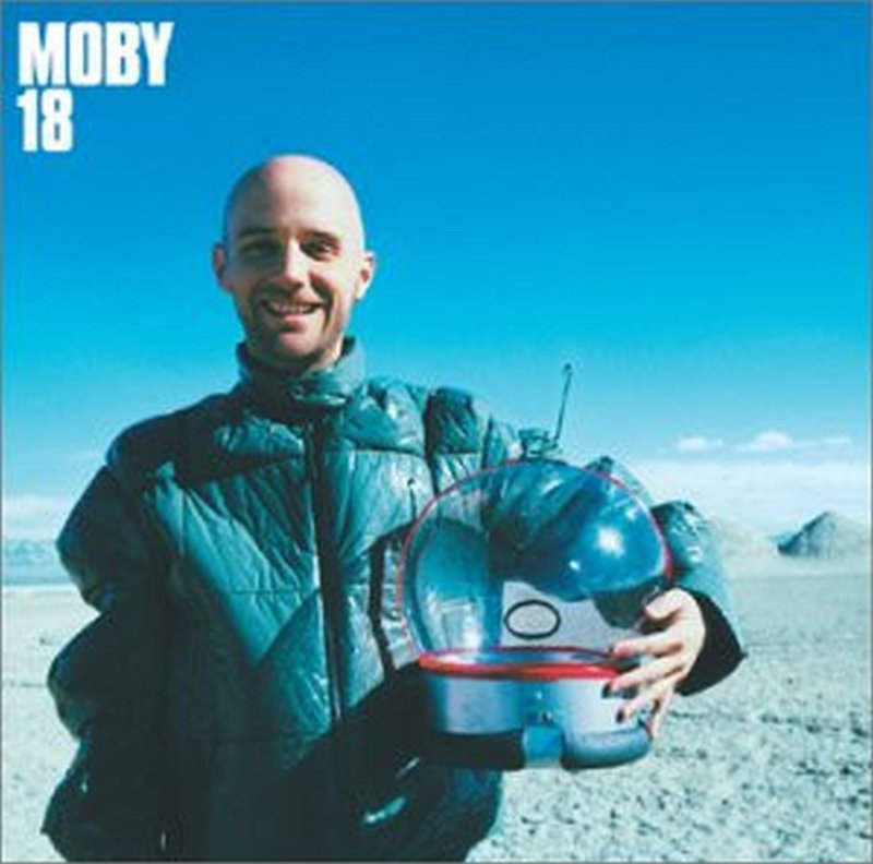 Image of   Moby - 18 - CD